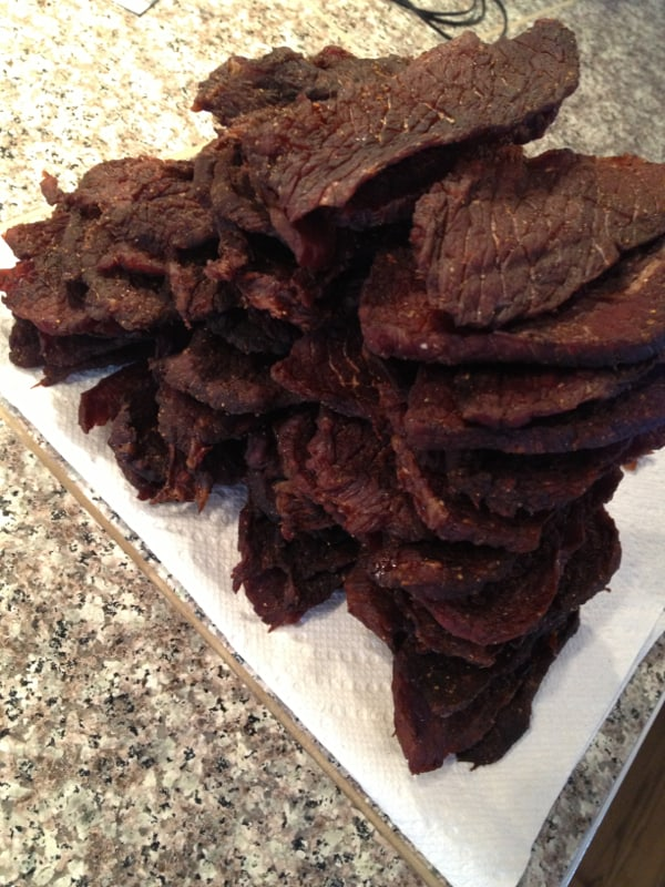 Ray's Beef Jerky Recipe