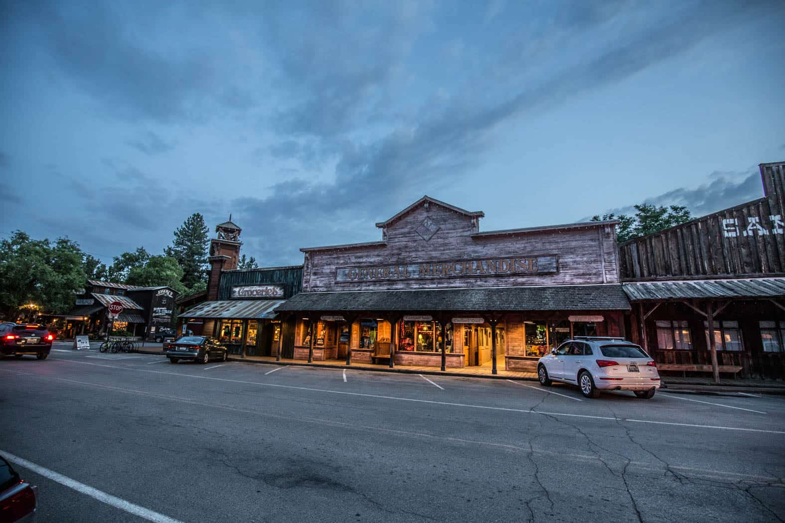 General Store in Winthrop in Washington State