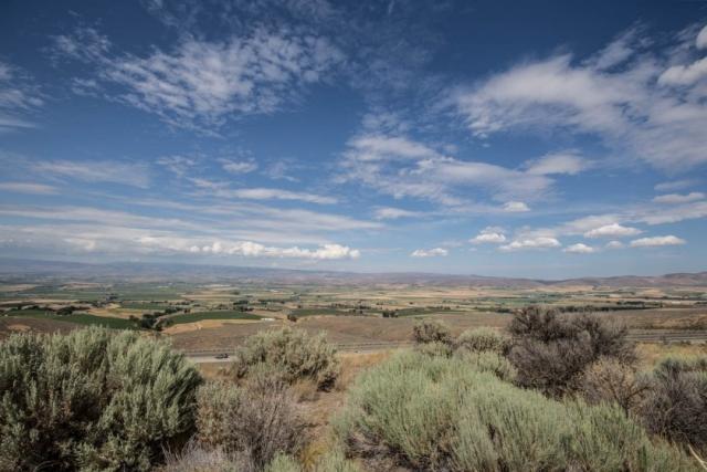 Somewhere near Yakima Washington