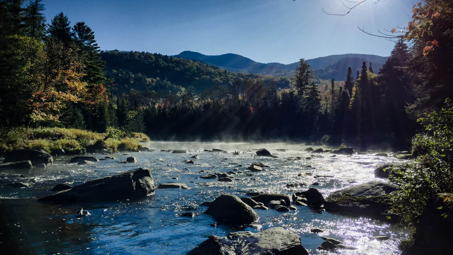 Fly Fishing the West Branch of the Ausable River